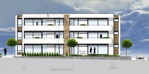 Neubau Mehrfamilienhaus Immenstaad  Energiekonzept Wärmebrückenberechnung ENEV-Nachweis