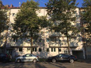 Mehrfamilienhaus  München  Fördermittelbeantragung Anlagenoptimierung Hydraulischer Angleich