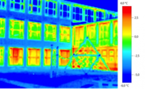 Schule Paulcke-Straße Landeshauptstadt München  Thermographie  Analyse der Raumluftqualität  Anlagenoptimierung